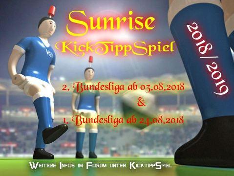Kicktipp 2018/2019