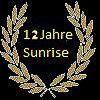 10 Jahre Sunrise